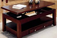 Cherry Wood Coffee Table With Lift Top in proportions 1988 X 1643