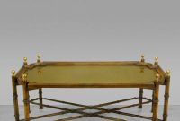Chinese Chippendale Spanish Made Coffee Table With Removable throughout measurements 1400 X 1400