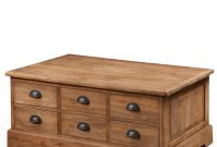 Classic 12 Drawer Coffee Table Raft Furniture London with regard to size 1400 X 1400