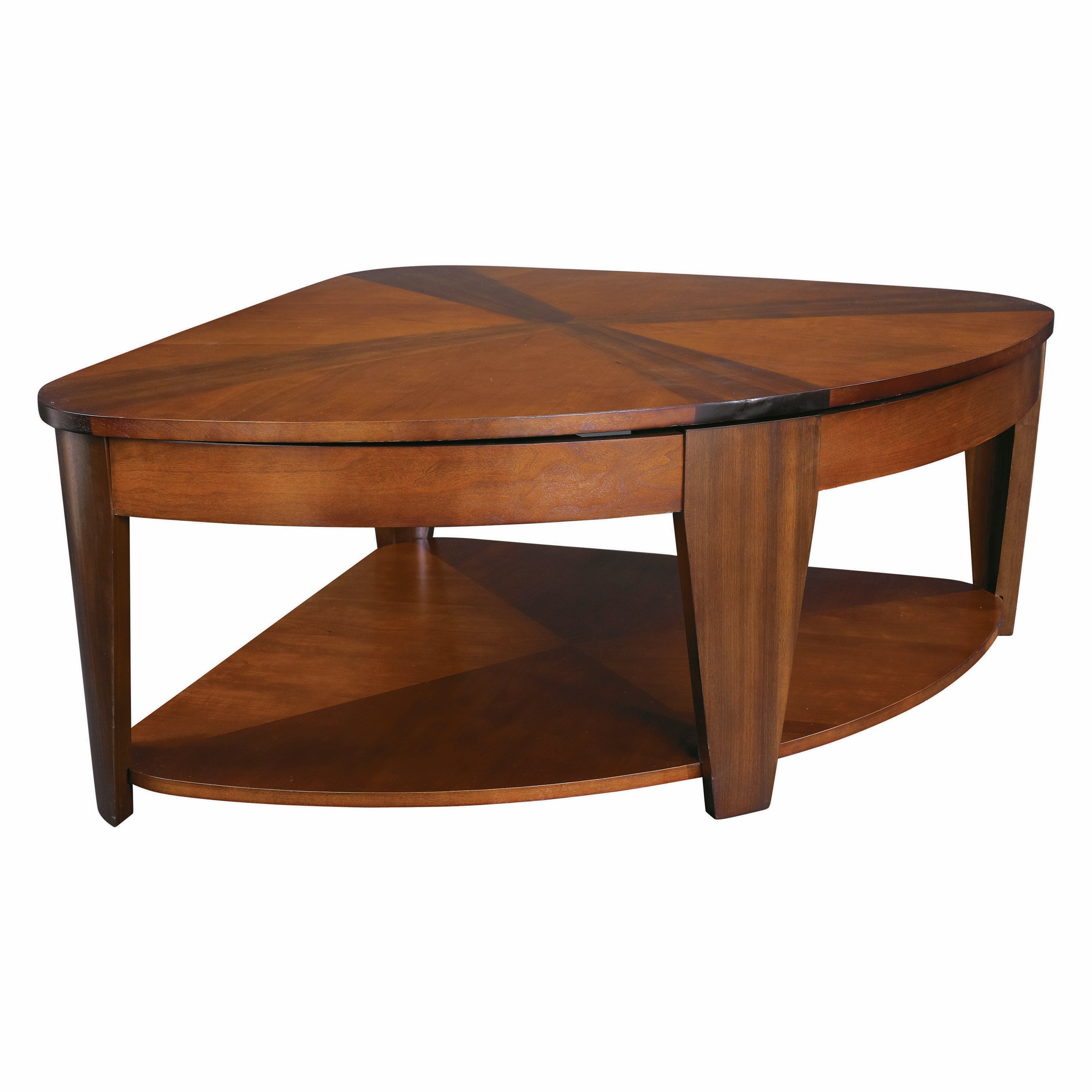 Coffee Accent Tables Edgy Triangle Shaped Coffee Table Triangle with regard to size 3200 X 3200