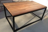 Coffee Table Black Metal Legs Wood Top Photos Table And Pillow pertaining to measurements 3264 X 2448