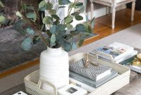 Coffee Table Decor Ideas Inspiration Decorating Decorating pertaining to size 736 X 1104