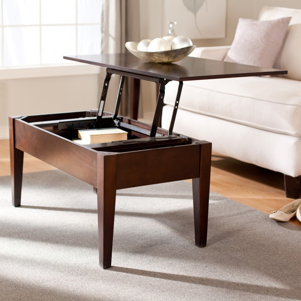 Coffee Table That Opens Up Hipenmoedernl regarding proportions 1000 X 1000