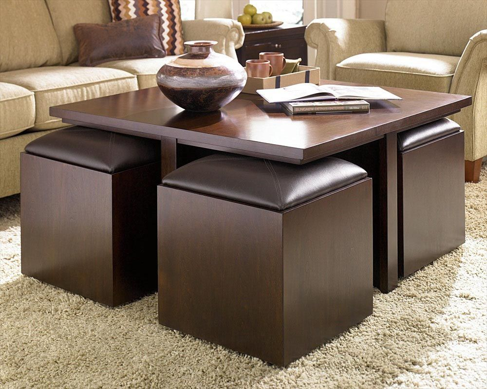 Coffee Table With Storage Stools Coffee Tables In 2019 Storage with regard to sizing 1000 X 799
