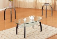 Coffee Tables Artistic Glass Coffee Table F 3077 in size 1200 X 800