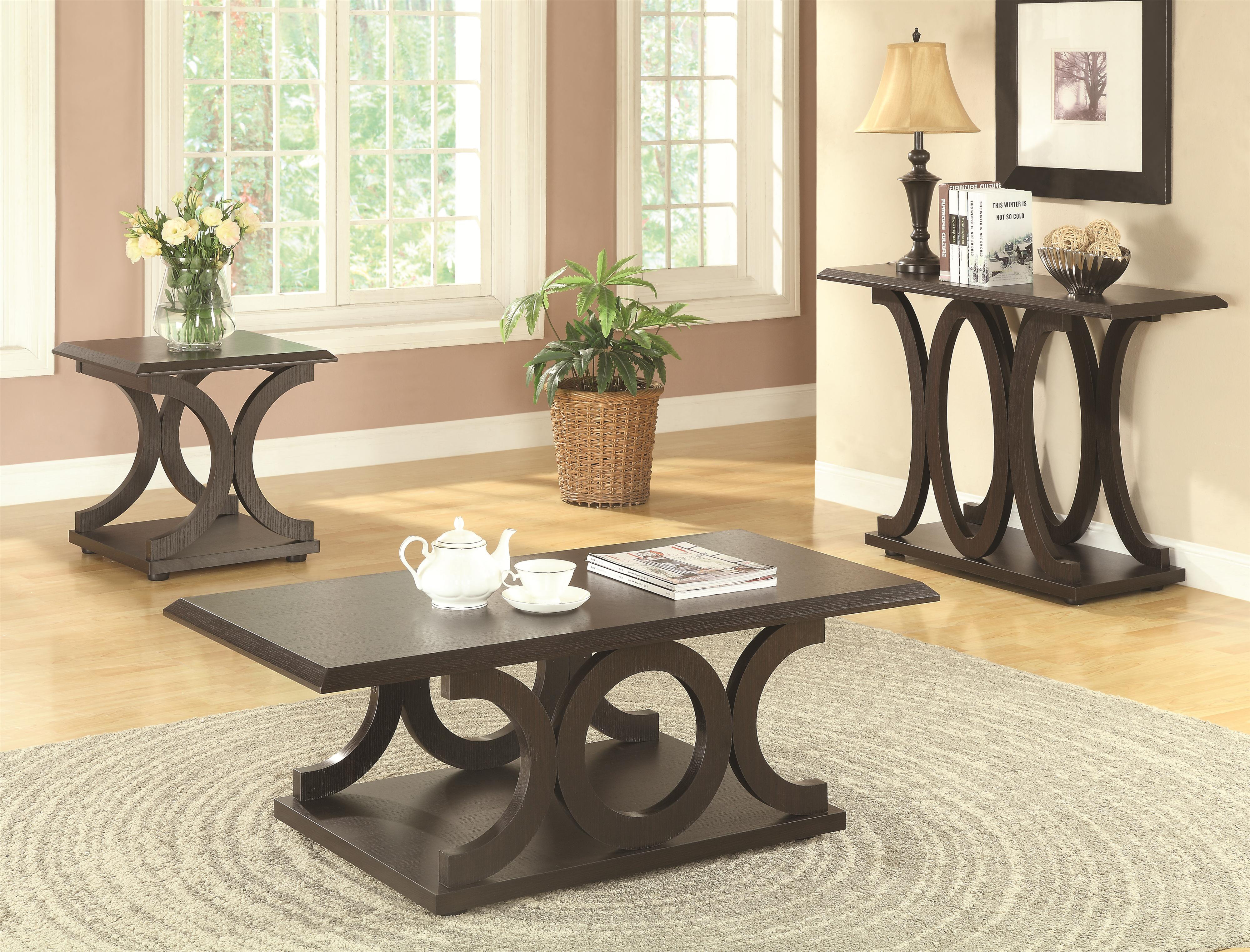 Coffee Tables C Shaped Coffee Table Co 703148 intended for measurements 4000 X 3047