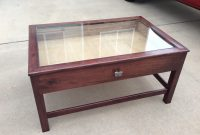 Coffee Tables Fresh Glass Coffee Table With Stone Base Black Glass within dimensions 3264 X 2448