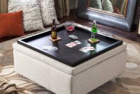 Corbett Linen Coffee Table Storage Ottoman Storage Ottomans At intended for dimensions 1200 X 1200