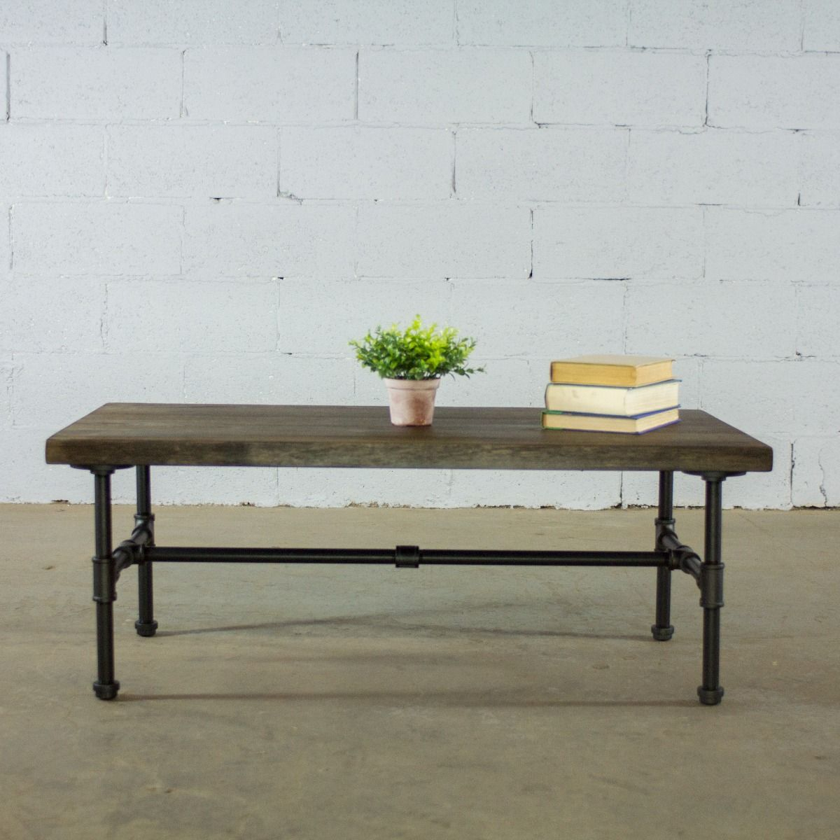 Corvallis Industrial Chic Coffee Table with dimensions 1200 X 1200