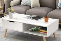 Costway Costway Modern Coffee Table Side End Table Cabinet With regarding measurements 1200 X 1200