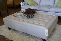 Cream Square Ottoman Coffee Table Catalunyateam Home Ideas with measurements 1200 X 795