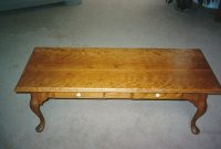 Custom Made Cherry Queen Anne Coffee Table Fwc Woodworking within sizing 1728 X 1120