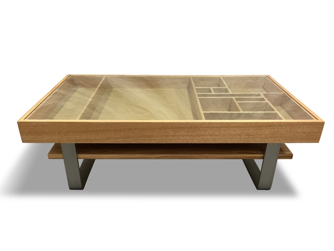 Display Timber Coffee Table Fine Furniture Design Fine Art pertaining to dimensions 1065 X 800
