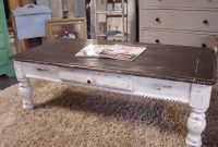Diy Distressed Coffee Table Coffee Tables In 2019 Coffee Table with regard to size 1600 X 1200