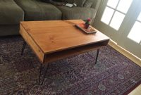 Diy Mid Century Modern Coffee Table Nadeem Khan Medium pertaining to size 1600 X 1200