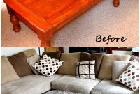 Diy Ottoman Might Be Great To Pad Our Coffee Table To Protect Out pertaining to proportions 773 X 1024