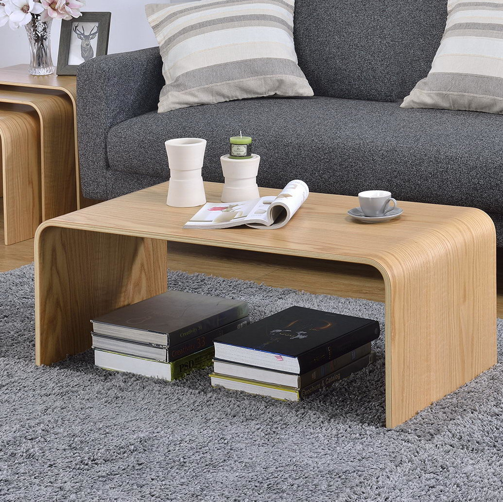 Dreshertown Bentwood Coffee Table inside proportions 1035 X 1033