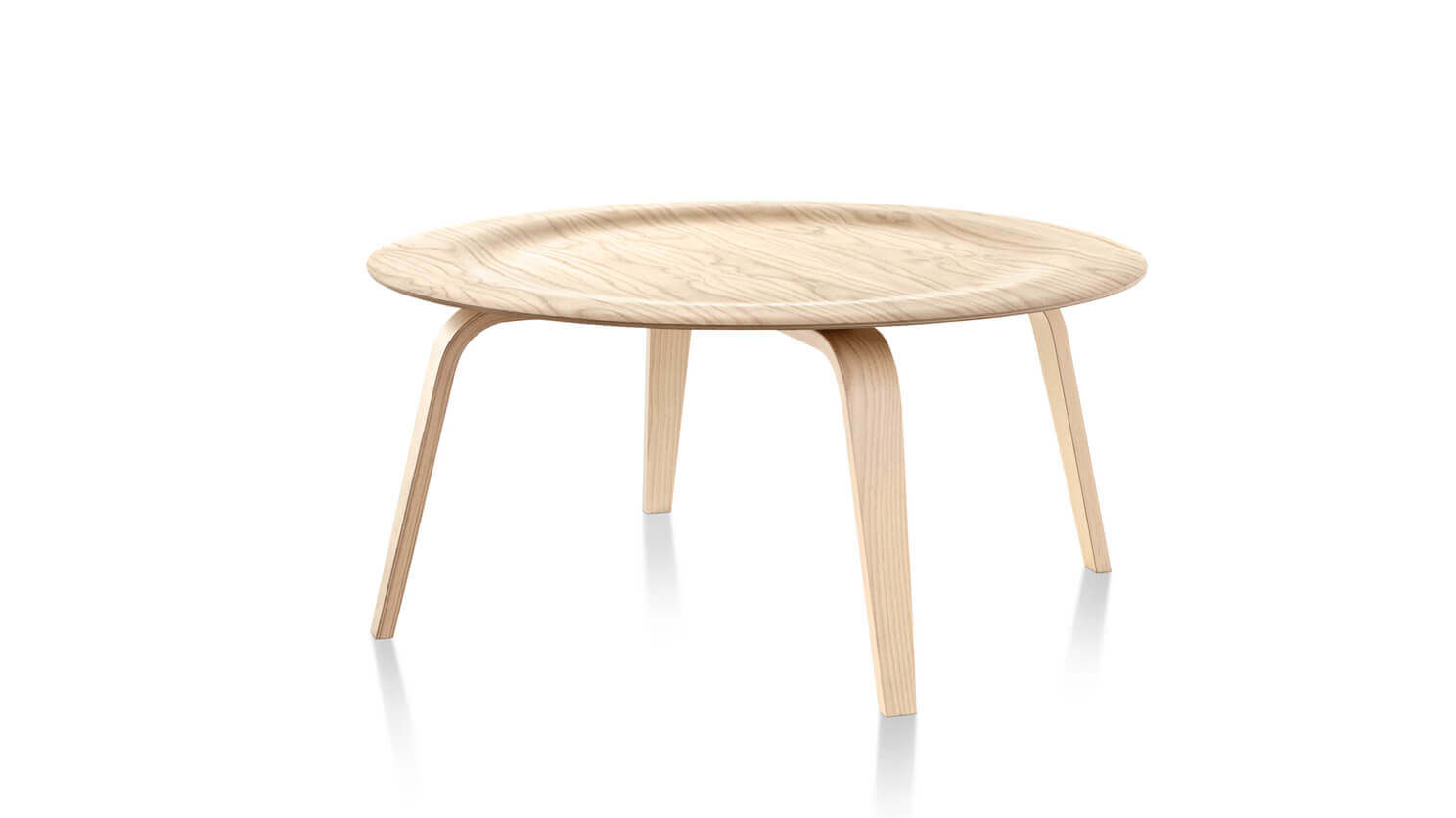 Eames Molded Plywood Coffee Table Eq3 throughout sizing 1488 X 836