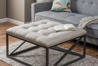 Fabric Storage Ottoman Coffee Table For Ideas Beautiful Living in proportions 1600 X 1600