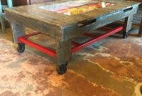 Fireman Reclaimed Coffee Table Sarasota Architectural Salvage inside proportions 768 X 1024