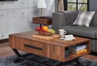 Foundry Select Boggess Contemporary Rectangular Wooden Coffee Table regarding size 2000 X 2000