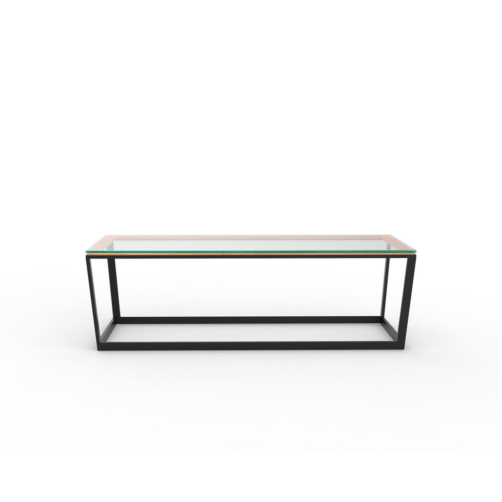 Frame Coffee Table Small Rectangle Iacoli Mcallister in sizing 1000 X 1000