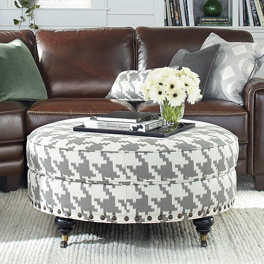 Furniture Awesome Grey Square Fabric Ottoman Coffee Table With for measurements 1000 X 1000