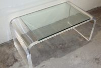 Furniture Futuristic Acrylic Coffee Table For Inspiring Living Room inside measurements 1600 X 1200