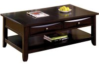 Furniture Of America Baldwin Espresso Coffee Table Cm4265dk C L in measurements 1000 X 1000