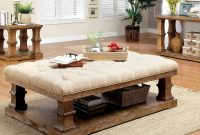 Gracie Oaks Charlotte Coffee Table With Cushion Top Wayfair pertaining to size 1273 X 1041