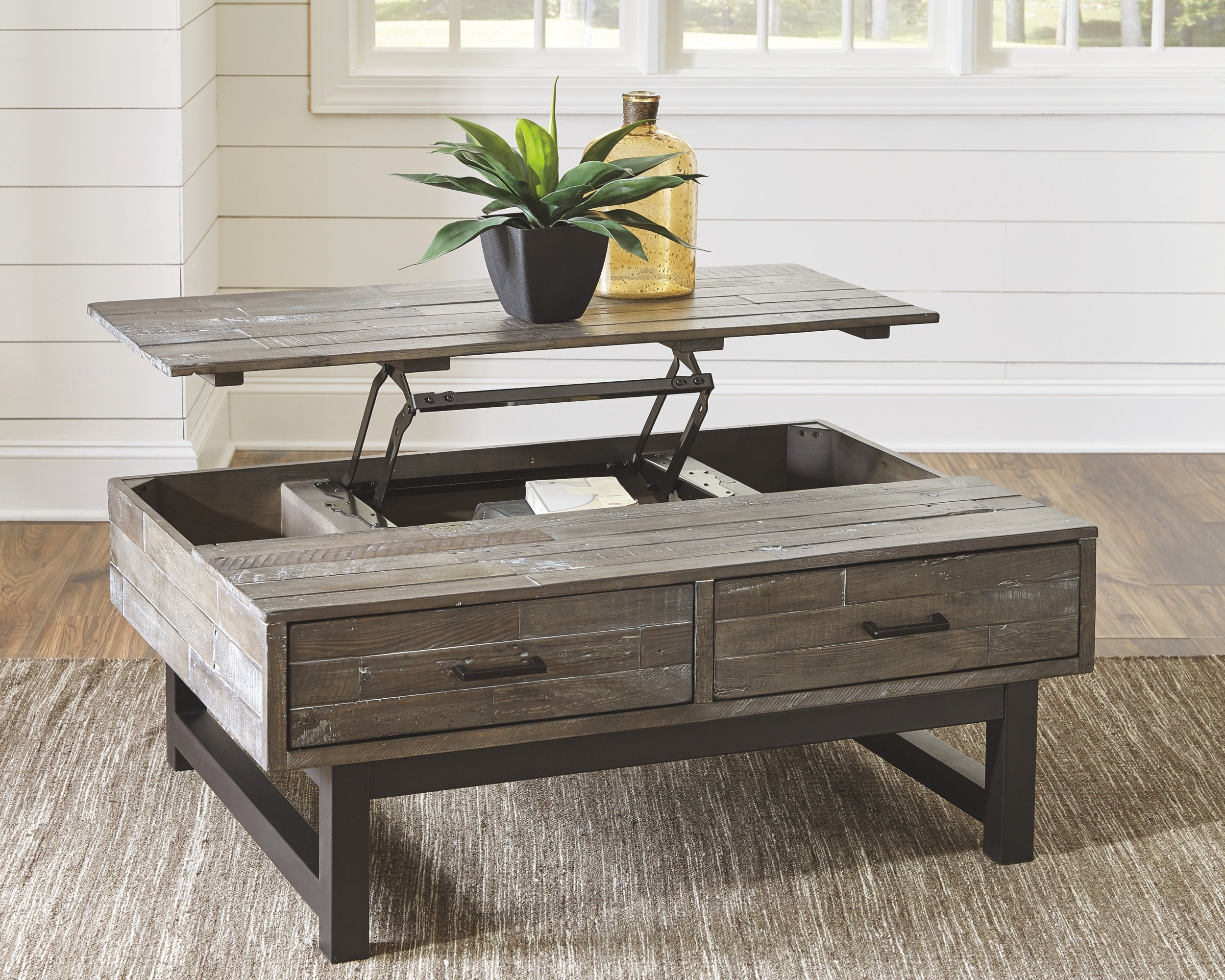 Gracie Oaks Malachy Lift Top Coffee Table With Storage Reviews with proportions 2500 X 2000
