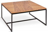 Gus Modern Tobias Square Modern Coffee Table Walnut Eurway with dimensions 900 X 900