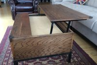 Hand Crafted Lift Top Coffee Table Mkarl Llc Custommade within dimensions 1600 X 1200
