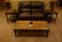 Handmade Western Coffee Table And End Tables Willow Creek Decor throughout sizing 1600 X 1200