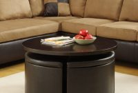 Homelegance Rowley Gas Lift Table With 4 Pc Storage Ottomans In 2019 within dimensions 948 X 900