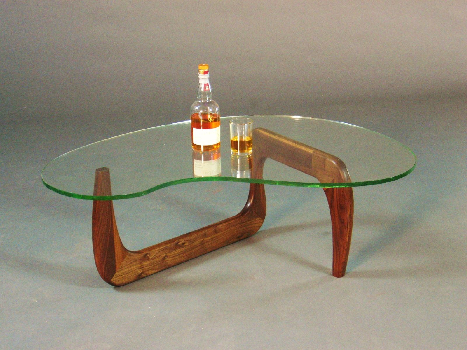Kidney Glass Coffee Table Hipenmoedernl inside size 1600 X 1200