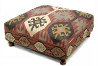 Kilim Ottoman Coffee Table Beautiful Kilim Patchwork with regard to proportions 900 X 900