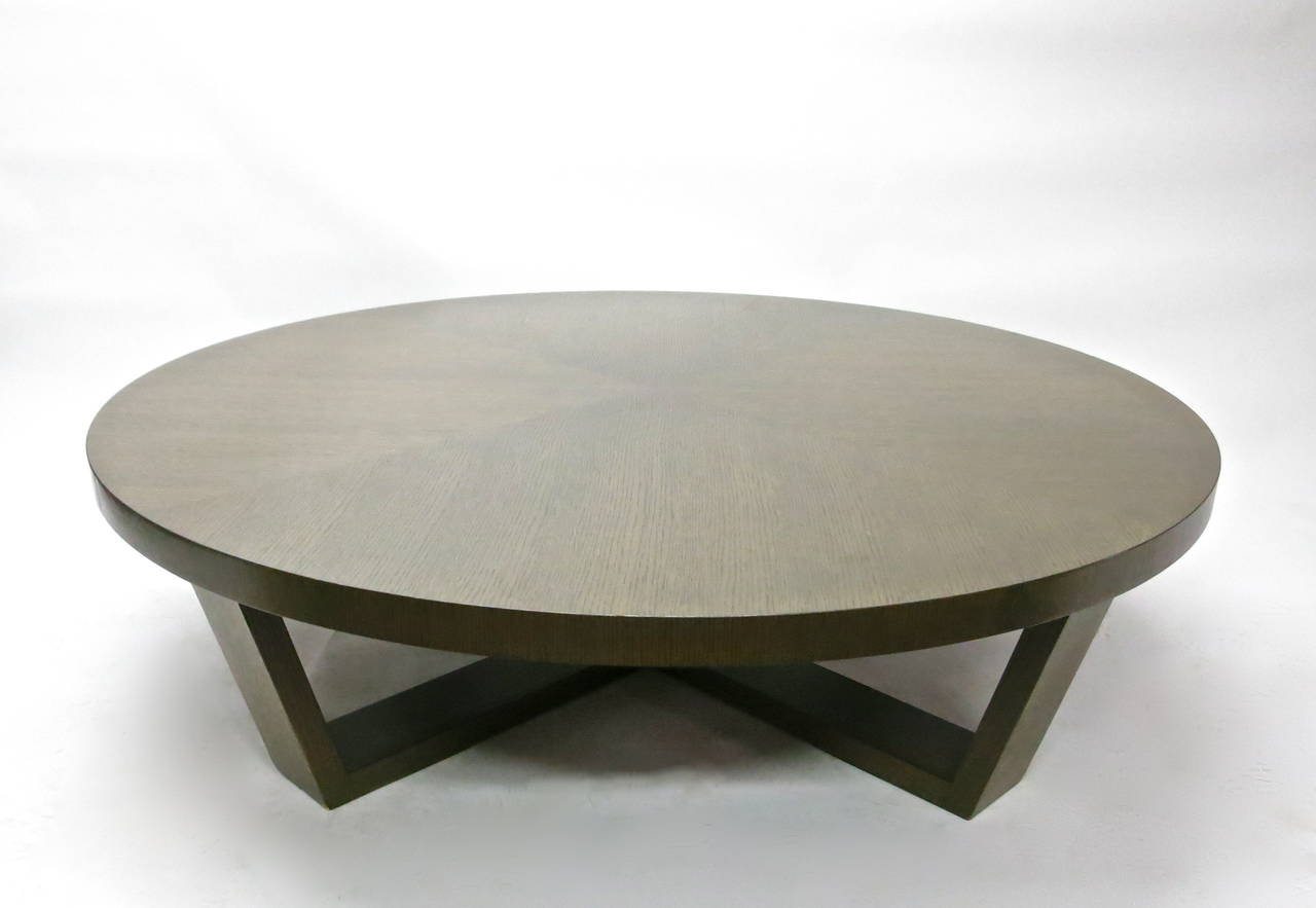 Large Round Coffee Table Antonio Citterio For Bb Italia Made In with proportions 1280 X 883