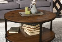 Laurel Foundry Modern Farmhouse Carolyn Round Coffee Table Reviews for dimensions 2000 X 2000