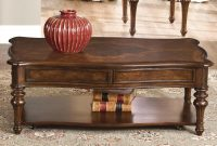 Liberty Furniture Andalusia Cocktail Table With Lower Shelf Royal with regard to measurements 2100 X 1500