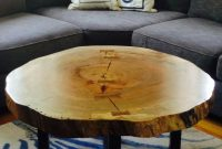 Live Edge Round Tree Log Coffee Table Got Wood Log Coffee Table for dimensions 768 X 1024