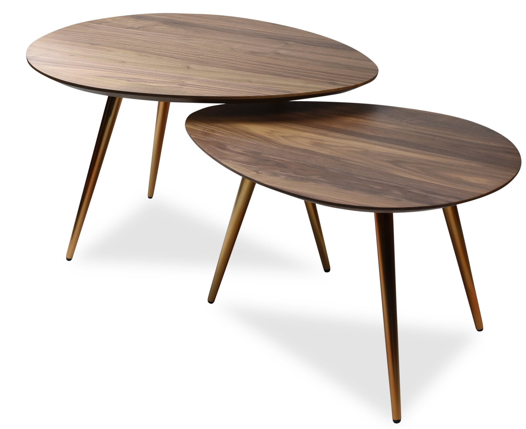 Maddox Mid Century Modern Nesting Coffee Table Set pertaining to measurements 2000 X 1631