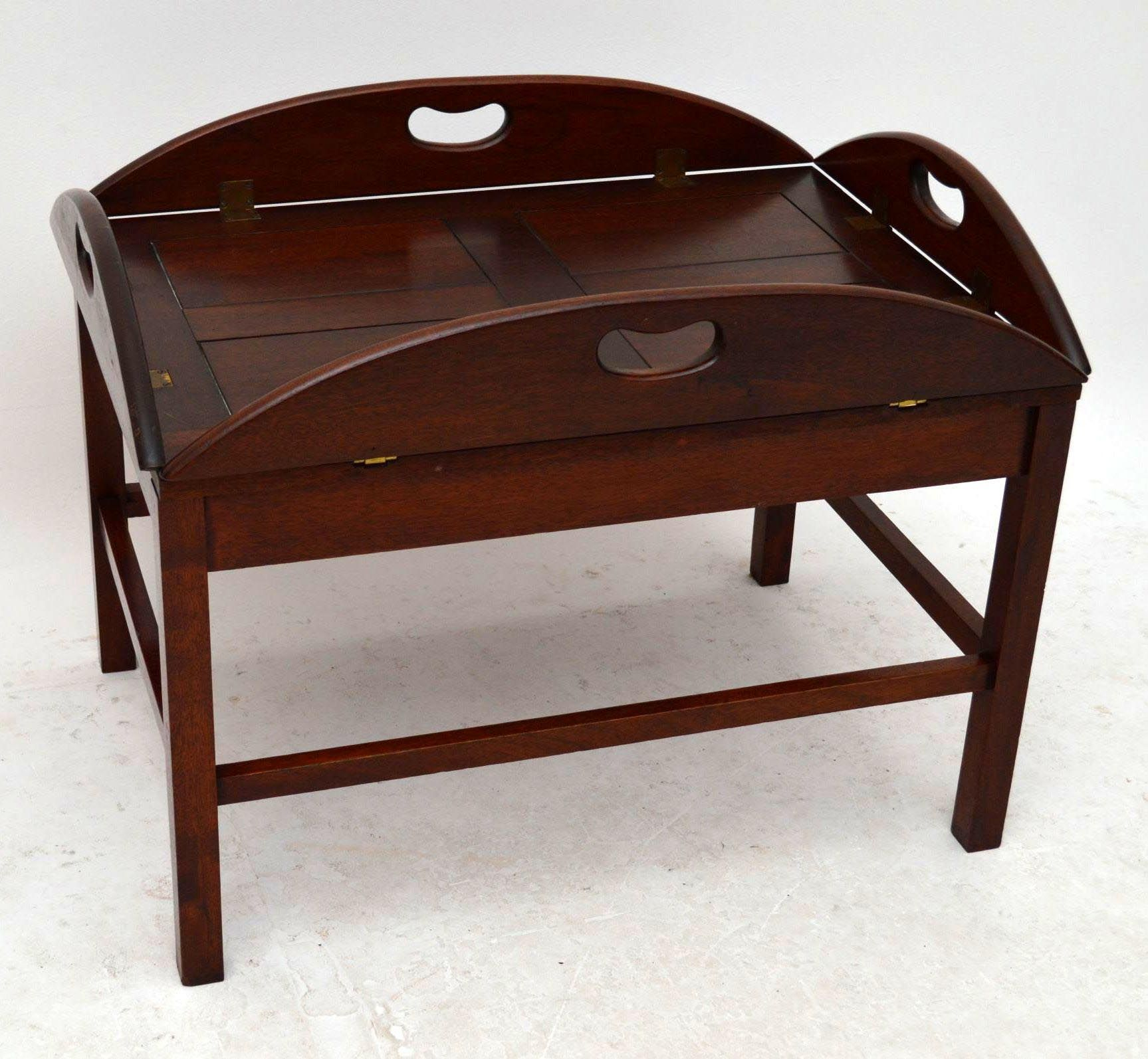 Mahogany Butler Tray Coffee Table Coffee Tables Mahogany Coffee pertaining to sizing 1727 X 1594