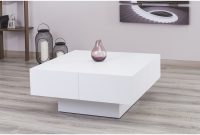 Milano White Glossy Coffee Table Oakidea regarding measurements 3000 X 3000