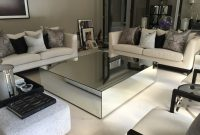 Mirrored Coffee Tables Klarity Glass Furniture throughout sizing 4032 X 3024