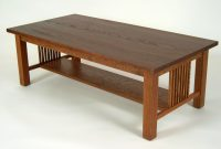 Mission Oak Arts Crafts Stickley Style Coffee Cocktail Table Etsy within size 1500 X 1125