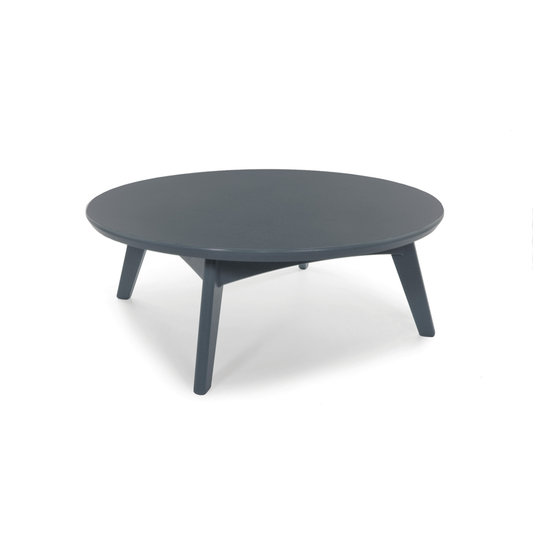 Modern Round Outdoor Cocktail Table Loll Designs intended for dimensions 1700 X 1700