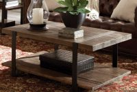 Modesto Coffee Table Rustic Natural Walmart within size 2000 X 2000