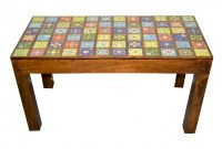 Moroccan Tile Coffee Table intended for size 1200 X 1200