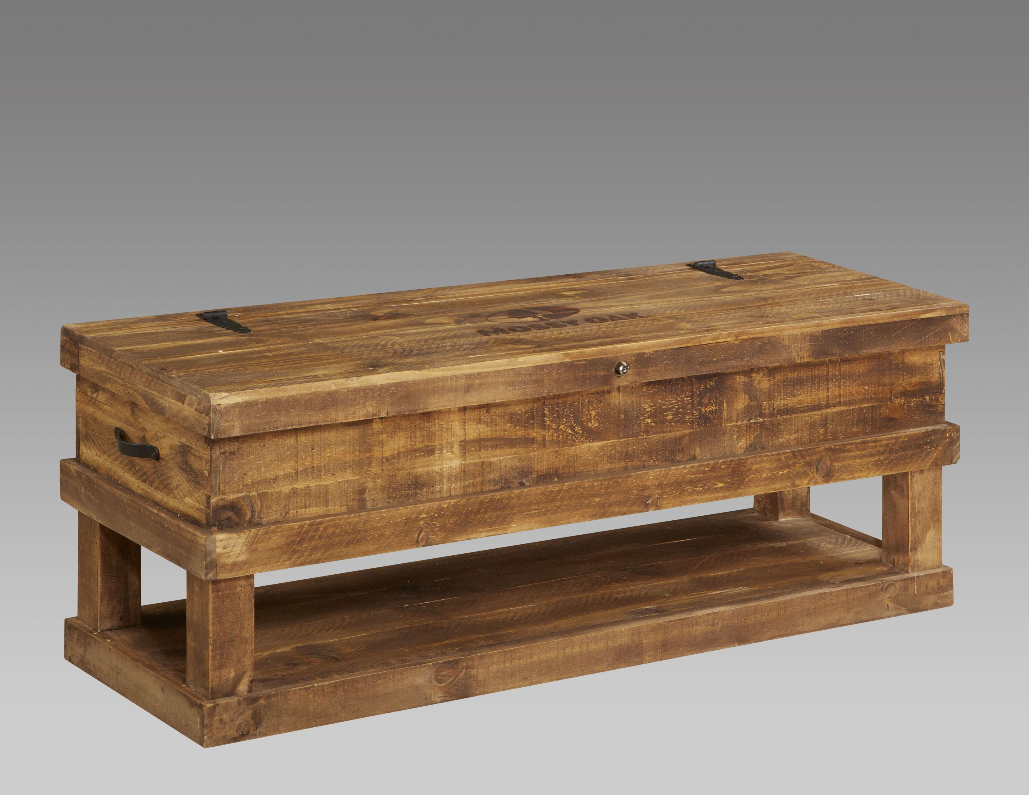 Mossy Oak Cocktail Table With Gun Storage Mossy Oak Lifestyle with regard to measurements 3300 X 2550